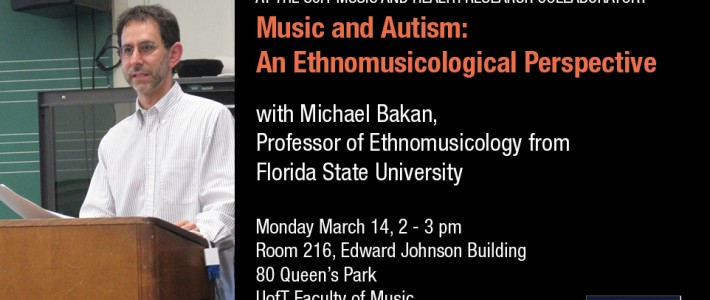 Music and Autism: An Ethnomusicological Perspective