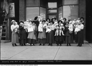Toronto baby show. City of Toronto Archives, Fonds 200, Series 372, Subseries 32
