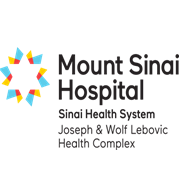 Sinai Health Systems - Psychiatry Grand Rounds March 6